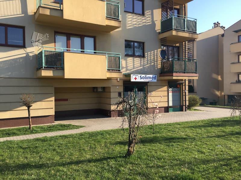 Solimed Wieliczka - blisko Krakowa na spokojnym osiedlu
